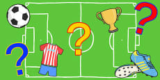 Mystery KS1 Football Resource Pack