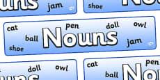 Nouns Display Banner