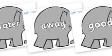 Next 200 Common Words on Elephants to Support Teaching on Elmer