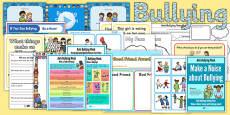 Anti-Bullying Week Resource Pack