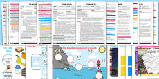EYFS Adult Input Planning and Resource Pack to Support Teaching on the Lighthouse Keeper's Lunch