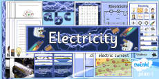 PlanIt - Science Year 6 - Electricity Unit Additional Resources
