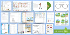 Summer Learning K-2 Activity Resource Pack