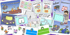 Childminder Resource Pack to Support Teaching on Aliens Love Underpants