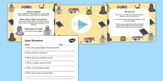 Islam Differentiated Lesson Teaching Pack