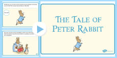 The Tale of Peter Rabbit PowerPoint