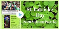 St. Patrick's Day PowerPoint Polish Translation
