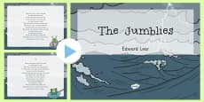 The Jumblies Edward Lear Poem PowerPoint