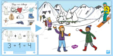 Presentación: Las sumas invernales