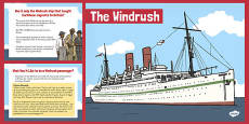 The Windrush PowerPoint