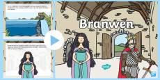 Pŵerbwynt Branwen