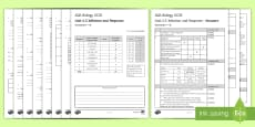 AQA Biology Unit 4.3 Infection and Response Test