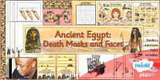 Art: Ancient Egypt UKS2 Unit Additional Resources