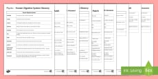 Organisation Glossary and Glossary Activity