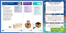 EYFS Science Experiments Resource Pack to Support Teaching on Whatever Next