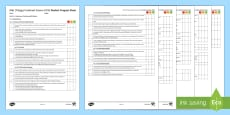 AQA (Trilogy) Unit 4.6 Inheritance, Variation and Evolution Student Progress Sheet