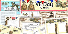 VE Day Resource Pack