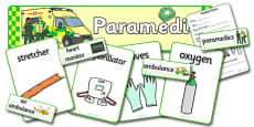 Paramedics Role Play Pack