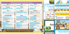 EYFS Goldilocks and the Three Bears Enhancement Ideas and Resource Pack