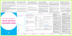 KS1 SATs Survival: Parents' Information Pack
