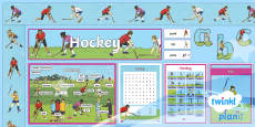 PlanIt - PE Year 4 - Hockey Additional Resources