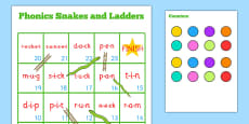 Snakes And Ladders Phase 2