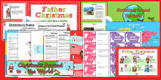 Christmas Around the World Resource and Activity Pack