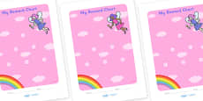 Fairy Sticker Reward Chart (15mm)