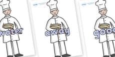 Next 200 Common Words on Bakers