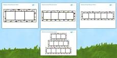 Minibeast Phoneme Frames