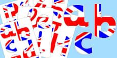 Display Lettering & Symbols (British)