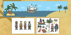 Pirate Small World Pack