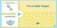 I'm a Little Teapot PowerPoint
