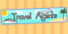 Australia - Travel Agents Role Play Display Banner