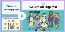 Anti-Bullying KS1 Assembly PowerPoint