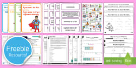 Free England KS1 Taster Resource Pack