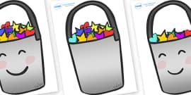 Editable Buckets (A4)