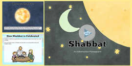 All About Shabbat PowerPoint
