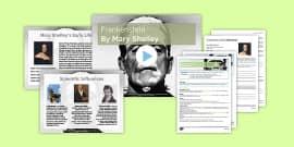 Frankenstein Context Lesson Pack