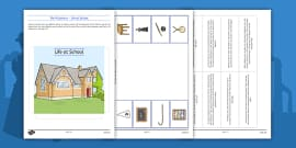 The Victorians Life at School Lapbook