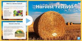 Harvest Festival PowerPoint