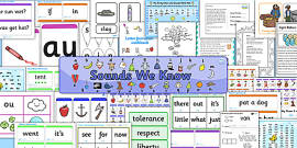 Teaching Assistant Phonics Intervention Pack