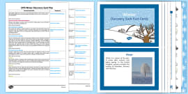 EYFS Winter Discovery Sack Plan and Resource Pack