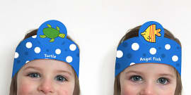 Role Play Headbands to Support Teaching on Commotion in the Ocean