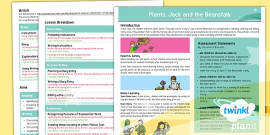 Plants: Jack and the Beanstalk Y3 Overview