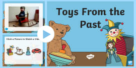 Toys from the Past Video PowerPoint
