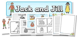 Jack and Jill Resource Pack