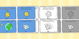 Twinkle Twinkle Little Star Sequencing (4 per A4)