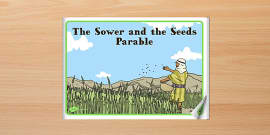 The Sower and the Seeds Parable eBook