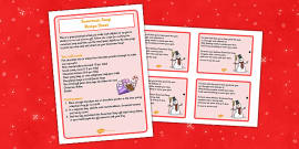 Snowman Soup Recipe and Gift Cards